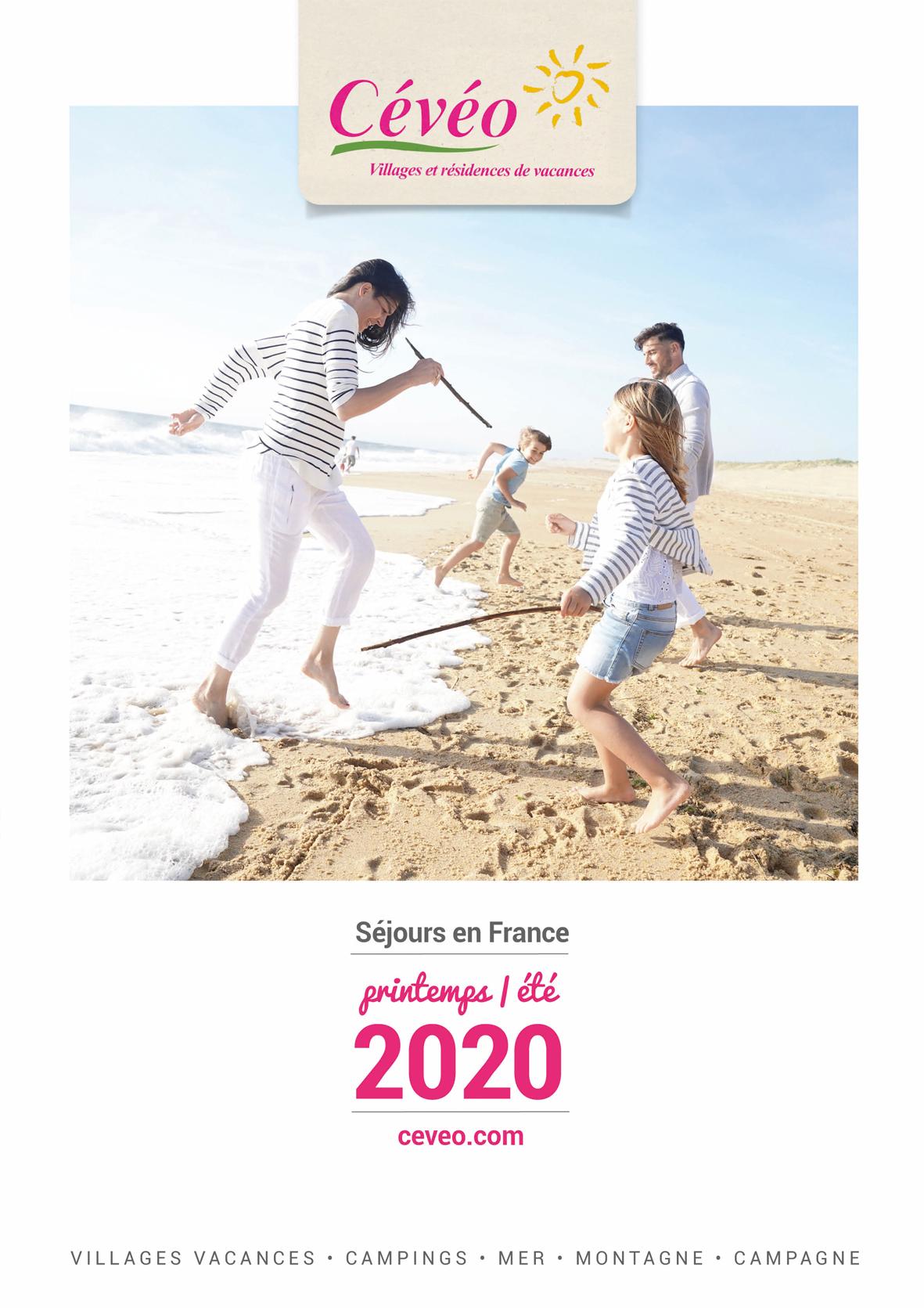 Printemps / Eté / Automne 2020