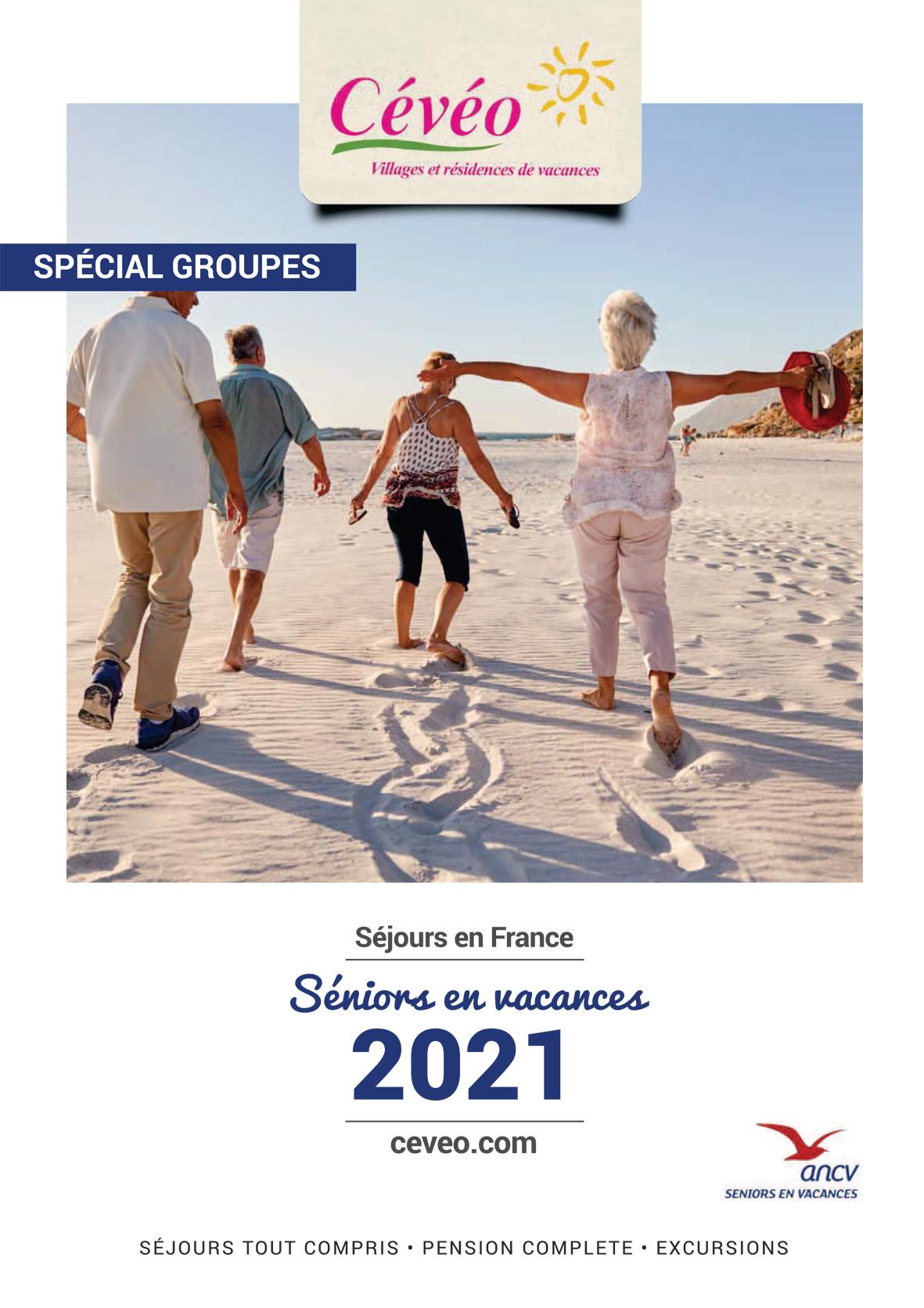 Groupes ANCV 2021