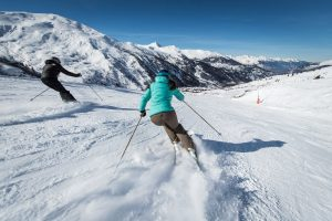 le ski à Valmeinier