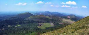 La Chaîne Des Puys, pour de belles balades en Auvergne
