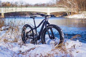 le vélo Fat bike, activité hiver par excellence