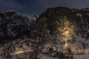 feu d'artifices - nouvel an