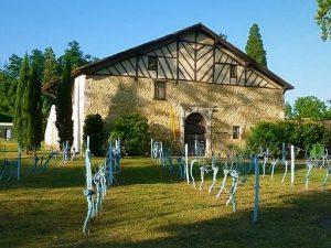 Le temple des Bastides Labastide d'Armagnac