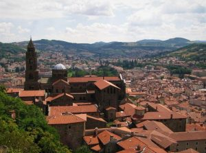 Le Puy En Velay puy-en-velay, pour de belles balades en Auvergne