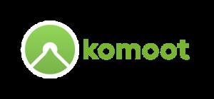 logo application Komoot pour notre top 5 des applis de l'été