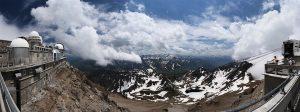 """le """"pic du midi de bigorre"""" dans les Pyrénées, cévéo blog vacances"""