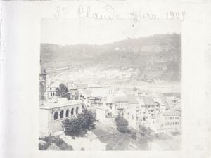 saint-claude dans le Jura