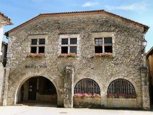 mairie de Saint-Justin