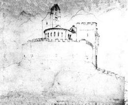 Eglise de Luz Saint-Sauveur, par Victor Hugo | Cévéo