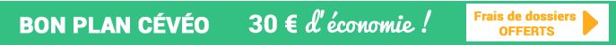 Economisez 30€